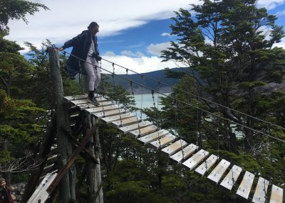Day 4 - Hanging Bridge