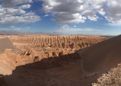 El Valle de la Luna (Valley of the Moon)