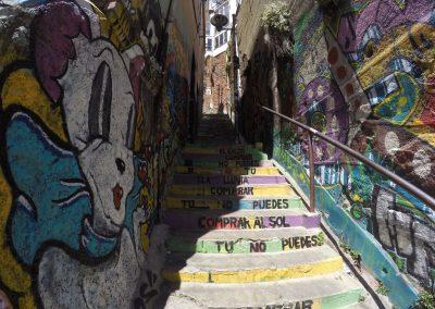 Valparaíso - street art
