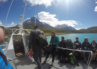 Day 5 - Catamaran from Paine Grande