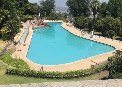 Pool - Santiago Metro Park