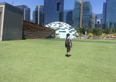 Park - Santiago