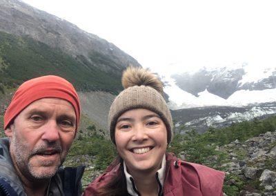 Day 3 - French Glacier