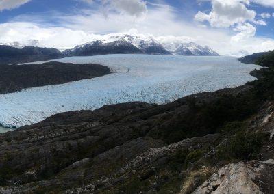 Day 4 - Glacier Grey